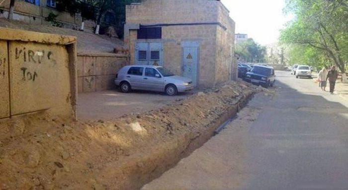 Russians Have Their Own Unique Way Of Doing Things (46 pics)