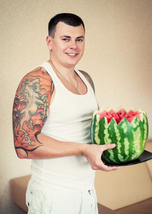 Is This A Watermelon Or A Baby? (14 pics)
