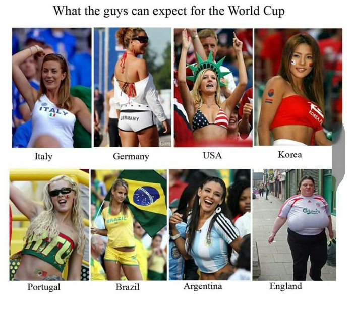 The Best World Cup Memes The Internet Has To Offer (41 pics)