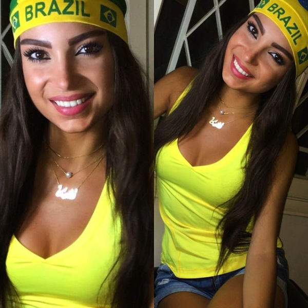 The Hottest Instagram Girls From The World Cup (41 pics)