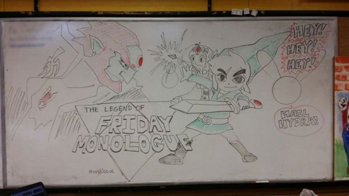 This Is One Talented Teacher (37 pics)