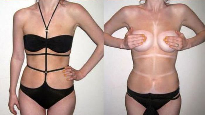 This Is Why Designer Bikinis Will Never Be In Style (6 pics)