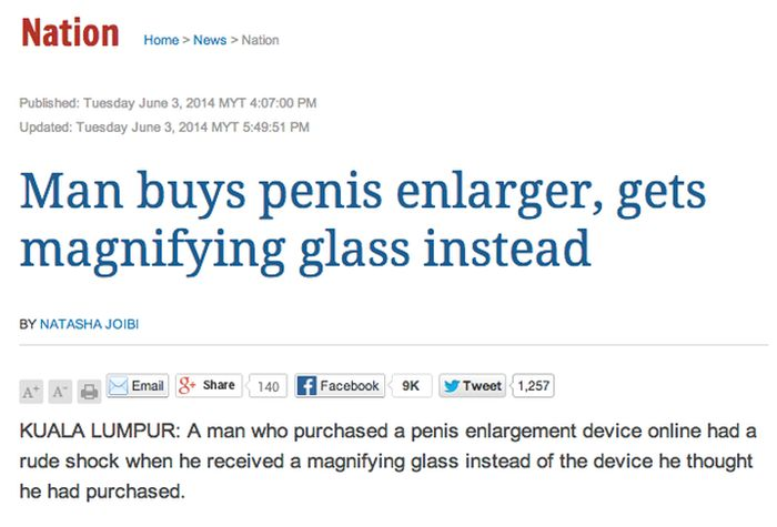 You Can't Make This Stuff Up (21 pics)