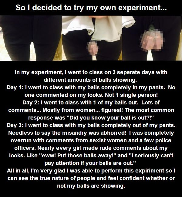 The Most Epic Social Experiment Of All Time (2 pics)