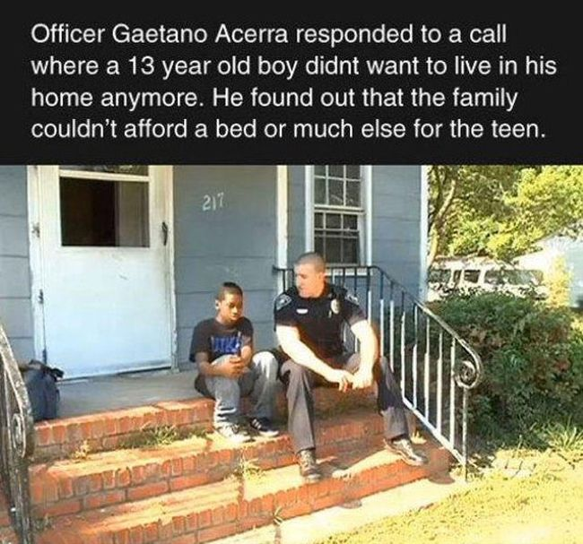 This Cop Makes Other Cops Look Bad (4 pics)