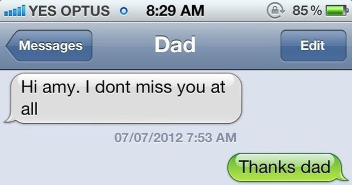Dads Take Texting To A Whole New Level (24 pics)