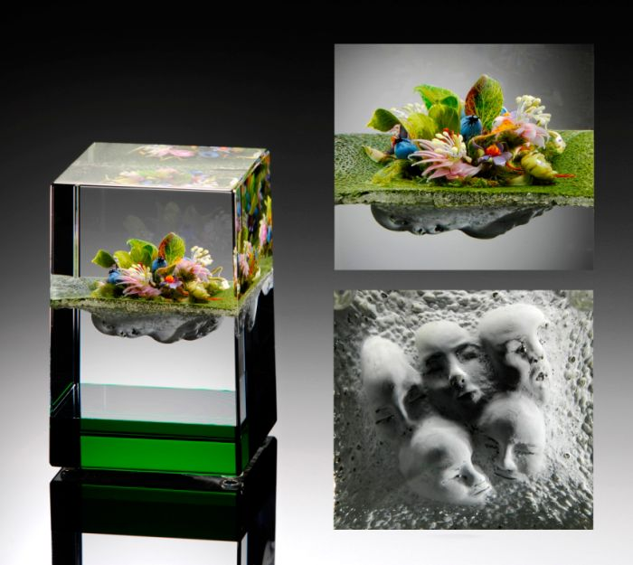 Stunning Glass Paperweights (24 pics)