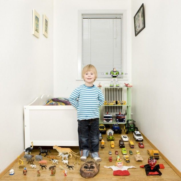Prized Possessions Of Children Around The World (29 pics)