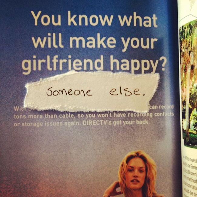 Depressed Copywriter Makes Every Ad Depressing (18 pics)