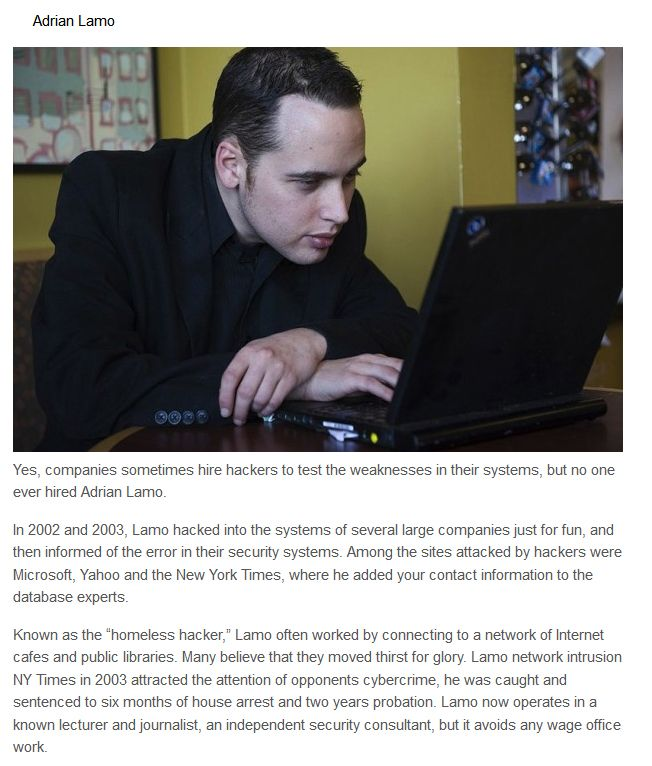 5 Of The World's Most Famous Computer Hackers (5 pics)