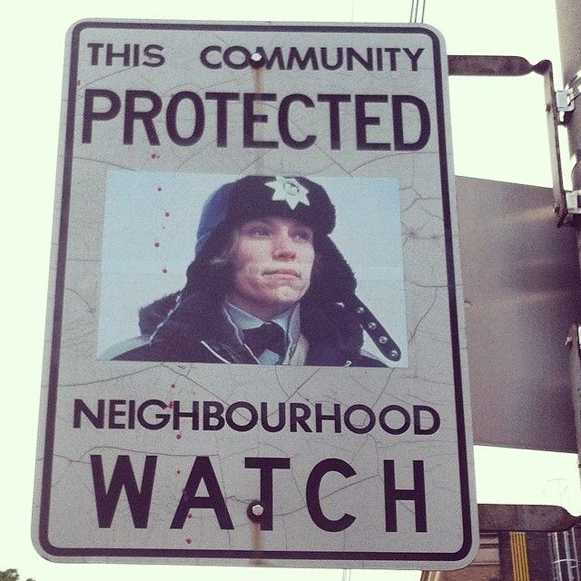 You Know Your Neighborhood Is Safe When (18 pics)