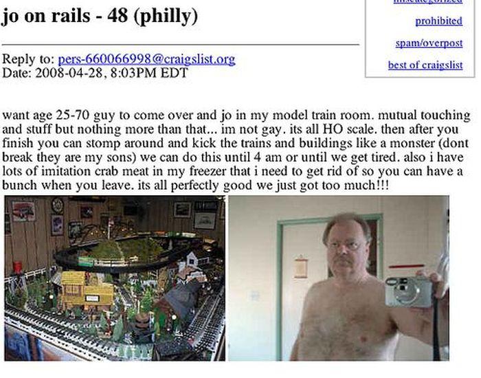 The Most Awkward Craigslist Ads Ever (23 pics)
