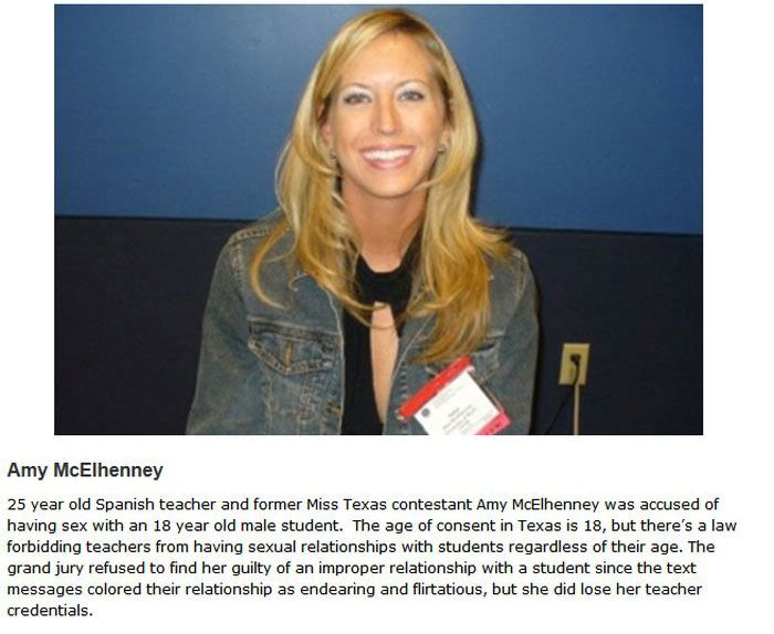 Lucky Students Got To Hook Up With These Teachers (11 pics)