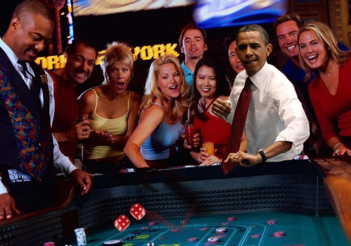 The Best Obama Ping Pong Photoshops (31 pics)