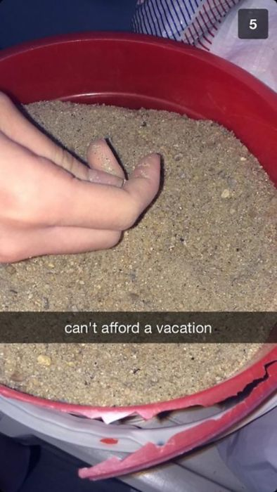The Most Epic Snapchats Ever (25 pics)