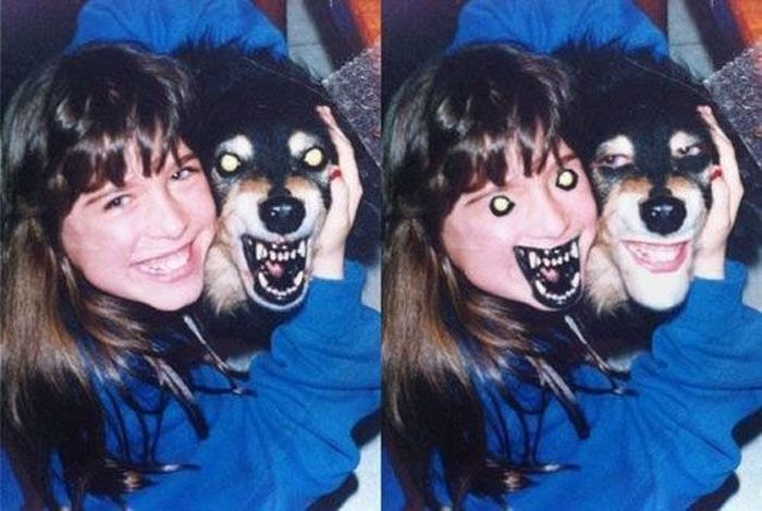 These Face Swaps May Haunt Your Dreams (35 pics)