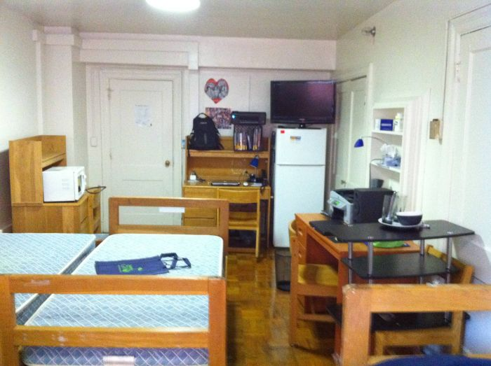 You Won't Believe How Much This Dorm Costs (2 pics)
