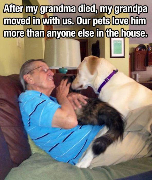The Most Heartwarming Photos Ever (27 pics)