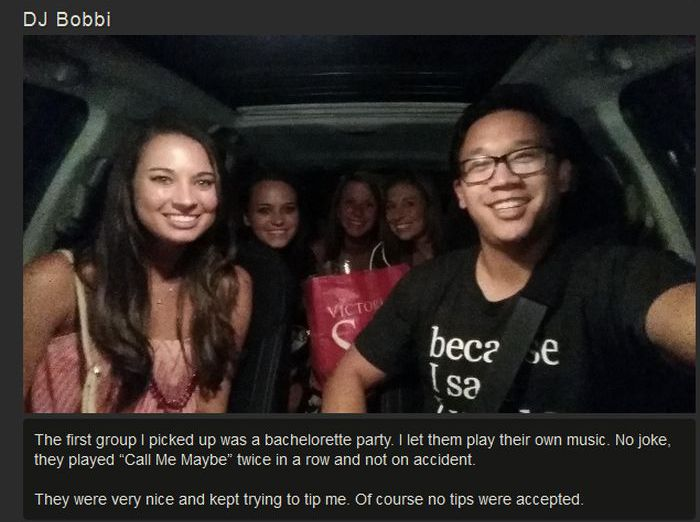 The Nicest Designated Driver Ever (9 pics)