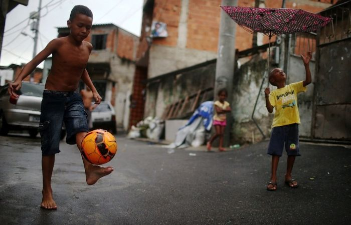 The Ugly Side Of The World Cup in Brazil (37 pics)