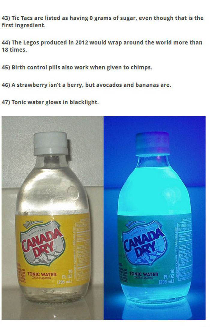 Awesome Observations About Everyday Items (12 pics)