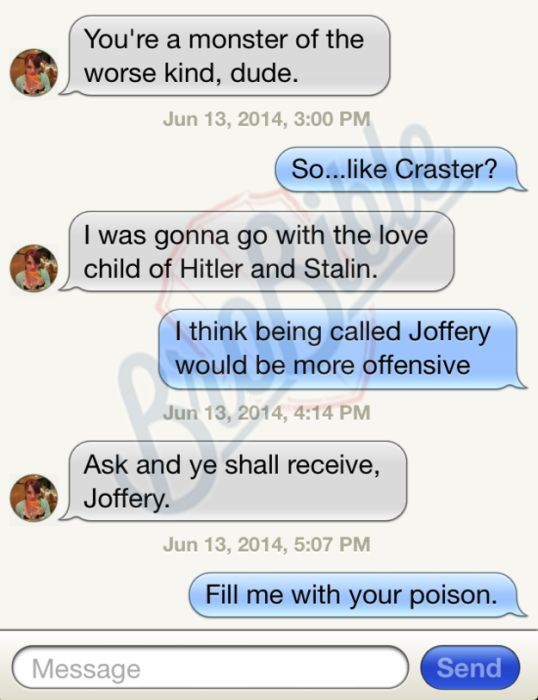 How To Use Game Of Thrones To Pick Up Women (8 pics)