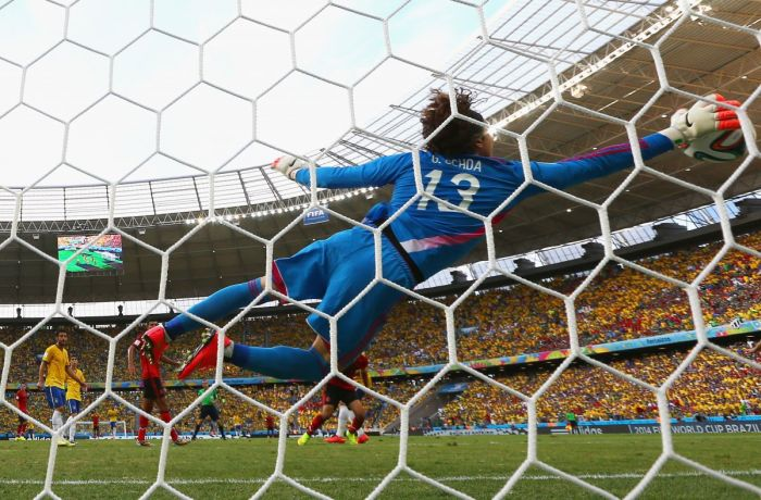 Intense Action Shots From The World Cup (65 pics)