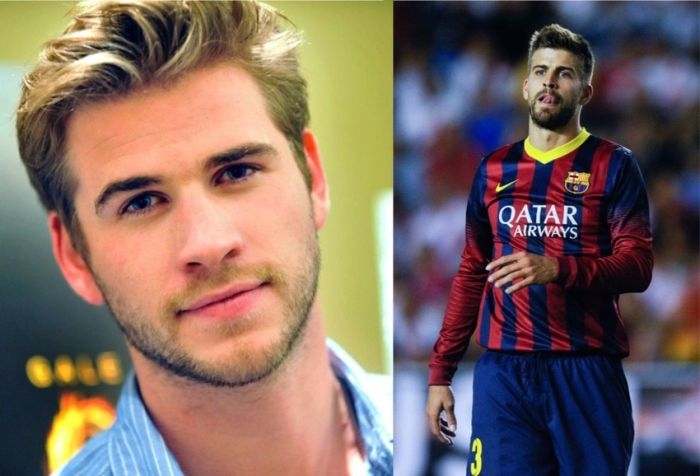 Amazing Celebrity Doppelgangers At The World Cup (15 pics)