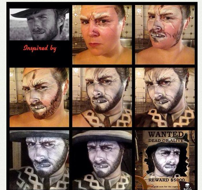 Amazing Makeup Transformations (40 pics)