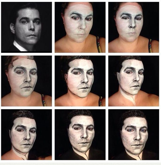 Amazing Makeup Transformations (40 pics)