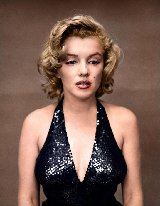 Historic Photos Brought To Life In Color (55 pics)