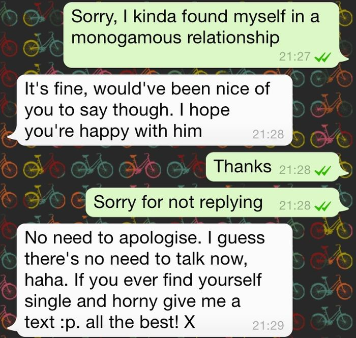 When A Man Texts A Woman (30 pics)