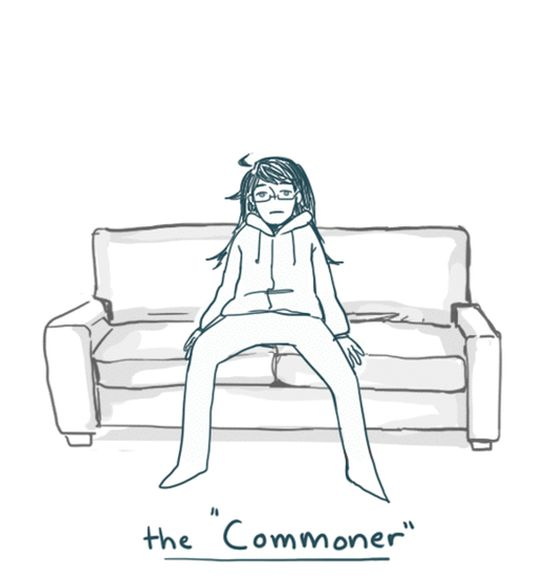 The Best Ways To Sit On The Couch (8 pics)