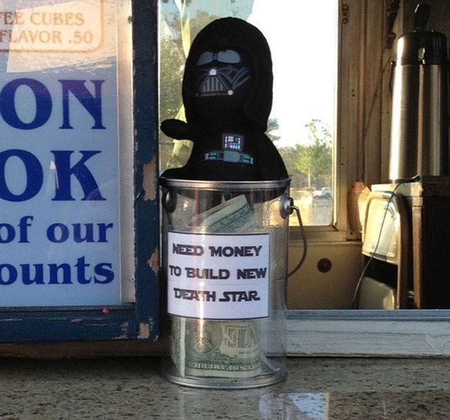 These Tip Jars Will Definitely Get Money (22 pics)