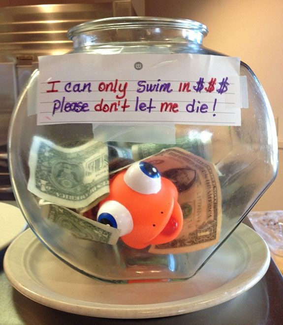 These Tip Jars Will Definitely Get Money (22 pics)