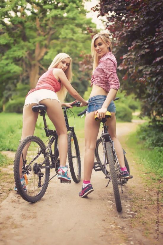 Babes With Bikes 50 Pics-6639