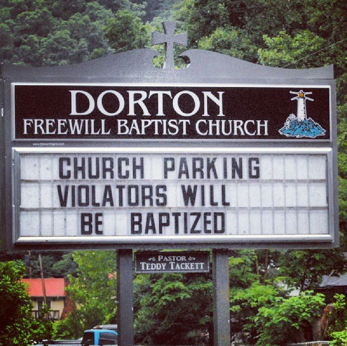 These Church Signs Will Make You Chuckle (32 pics)
