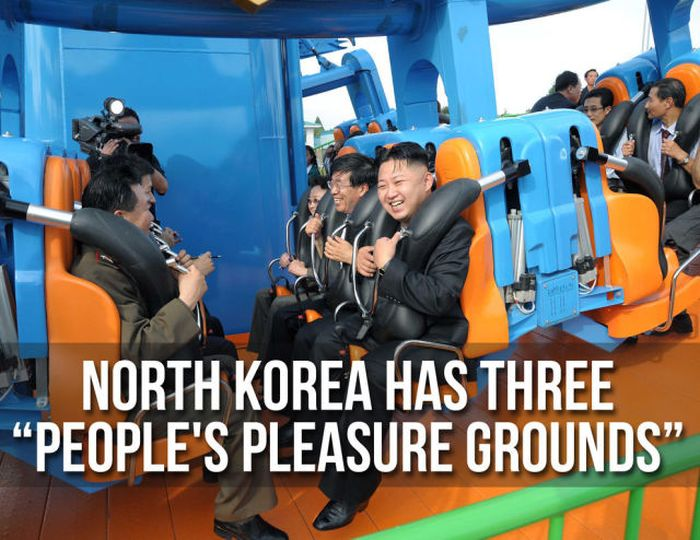 You Probably Don't Know This About North Korea (27 pics)