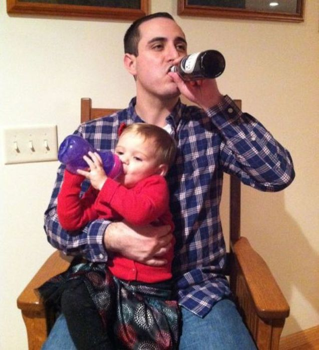 These Dads Are Getting It Right (45 pics)
