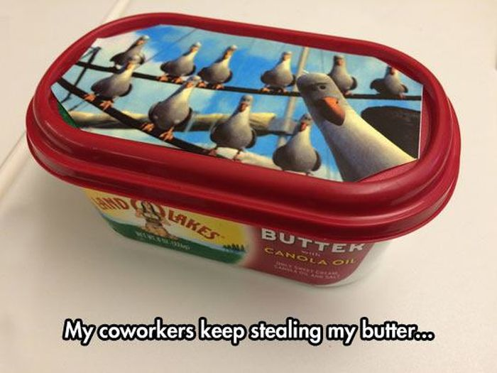 There's No Such Thing As A Bad Pun (36 pics)
