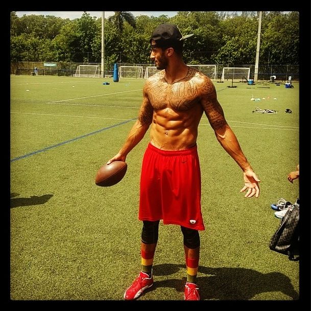 Instagram's Most Popular Athletes In 2014 (25 pics)