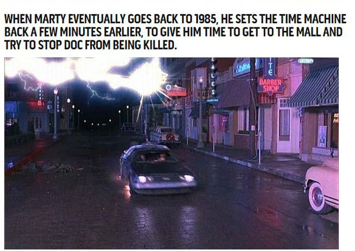 Hidden Message In Back To The Future (11 pics)