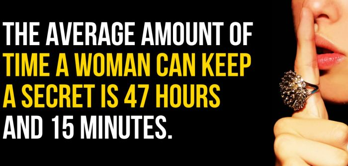 Everything You Never Knew About Women (28 pics)