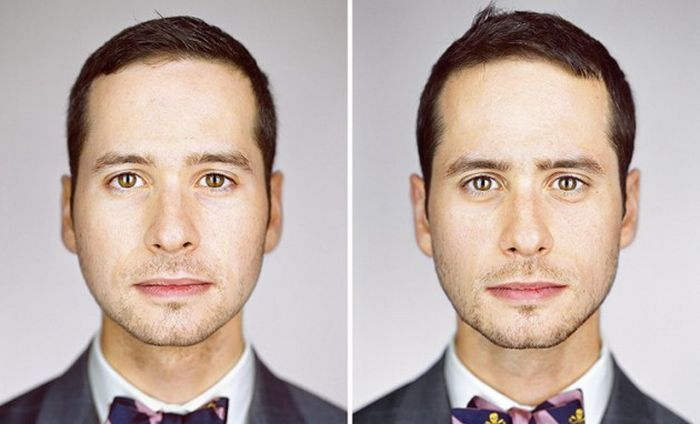 Identical Twins With Subtle Differences (20 pics)