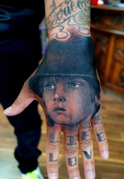 Tattoo Art Done Right (58 pics)