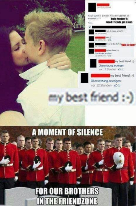 There Is No Escape From The Friendzone (50 pics)
