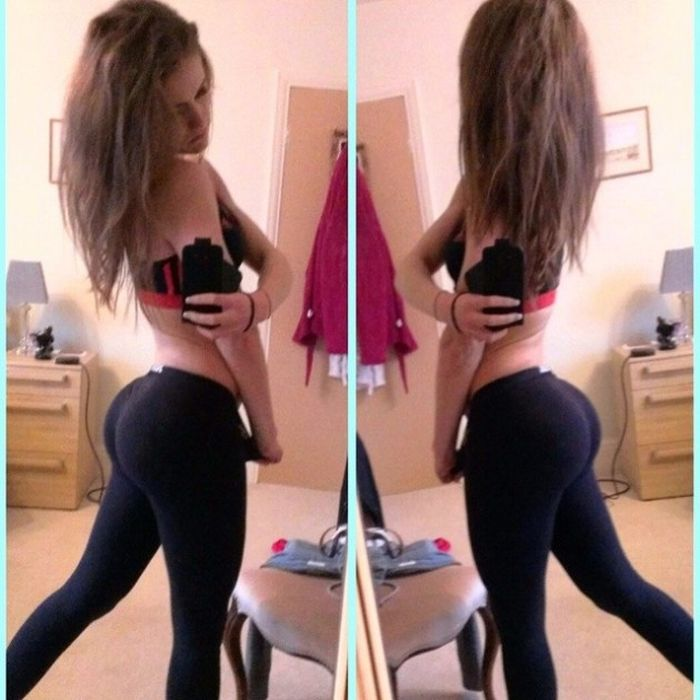 Say Yes To Yoga Pants (51 pics)