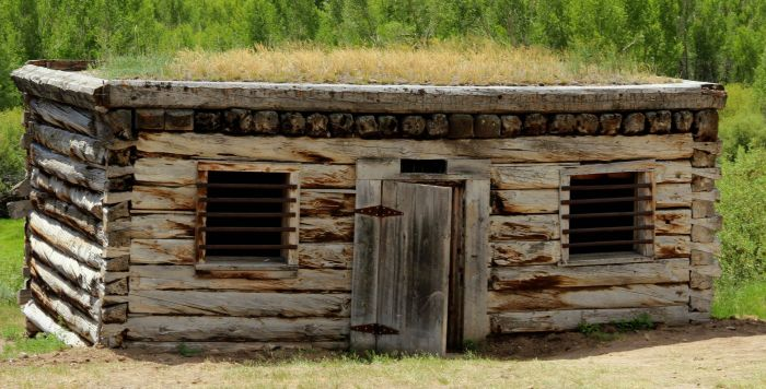 Bannack Montana Is A Ghost Town (24 pics)