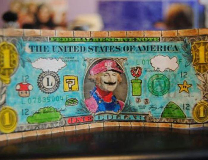 Super Fun Facts About Super Mario (18 pics)