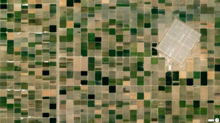 Mindblowing Satellite Images (99 pics)